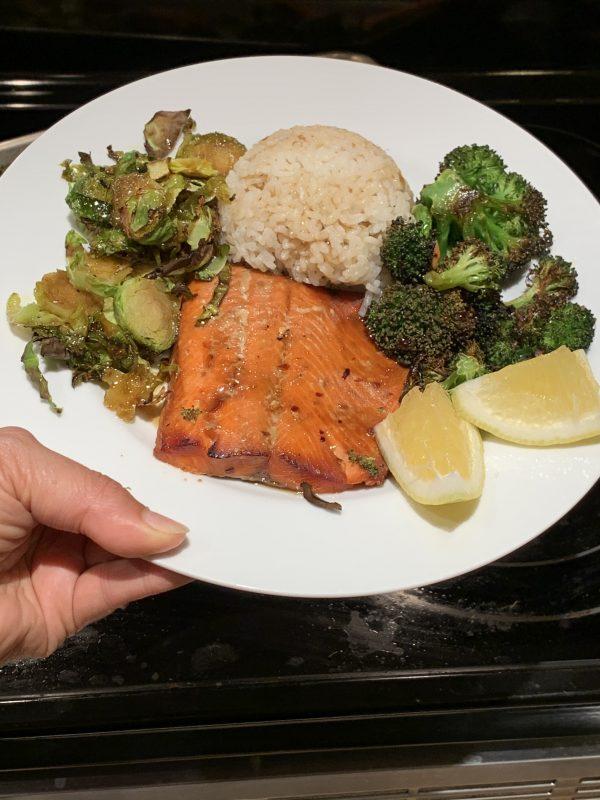 Tutu's Pantry - Island Style Seafood Dinner - 2