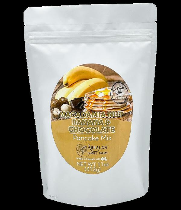 Tutu's Pantry - Banana Chocolate Chip Macadamia Nut Pancake Mix - 1