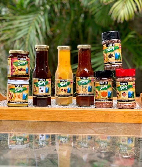 Tutu's Pantry - Hawaiian Cooking Extravaganza Gift Set - 1