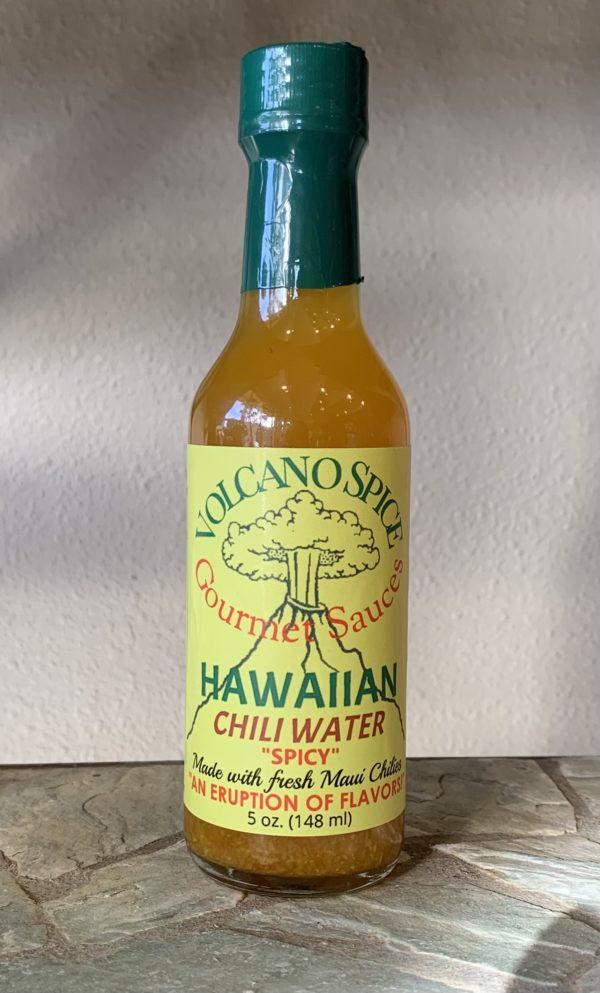 Tutu's Pantry - Volcano Spice Hawaiian Chili Water - 1