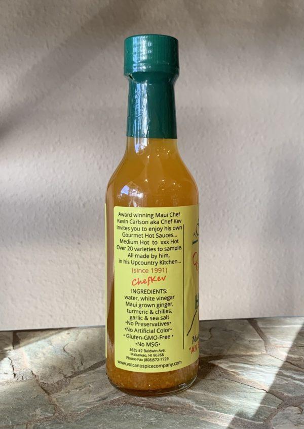 Tutu's Pantry - Volcano Spice Hawaiian Chili Water - 3