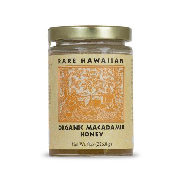 Tutu's Pantry - Rare Hawaiian Organic Macadamia Honey - 1