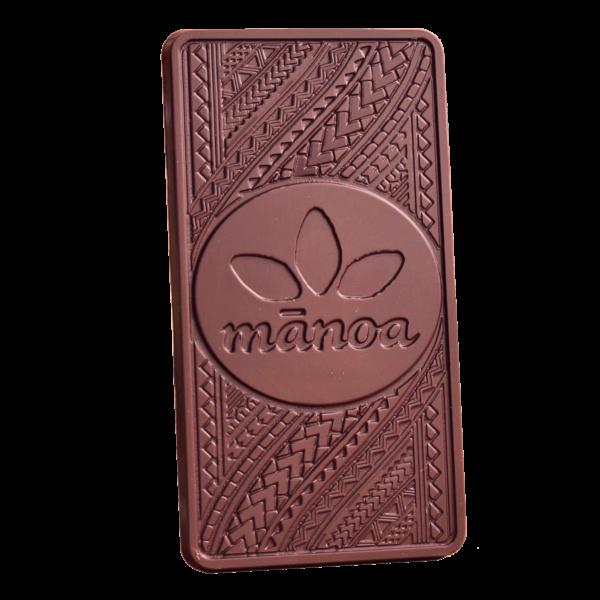 Tutu's Pantry - Liliko'i Passion Fruit Manoa Chocolate - 50% Dark Milk Chocolate - 3