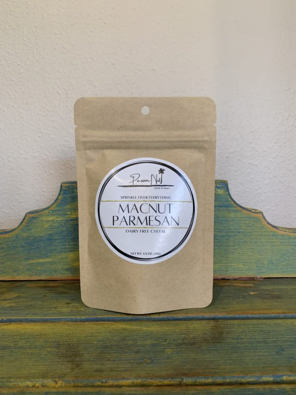 Tutu's Pantry - Macadamia Nut Parmesan - 1