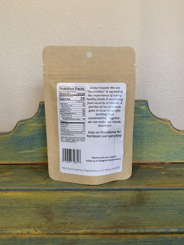Tutu's Pantry - Macadamia Nut Parmesan - 2