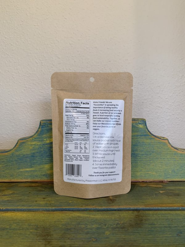 Tutu's Pantry - Plant Based Alfredo Sauce - 2