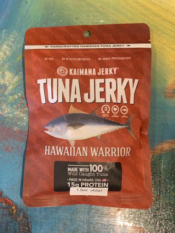 Tutu's Pantry - Hawaiian Warrior Tuna Jerky - 1