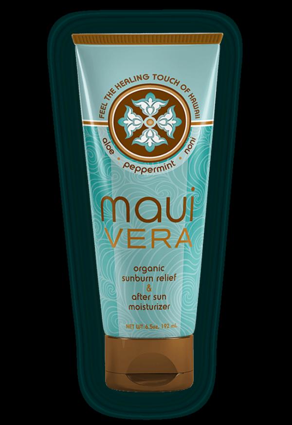 Tutu's Pantry - Maui Vera Organic Sunburn Relief - 1