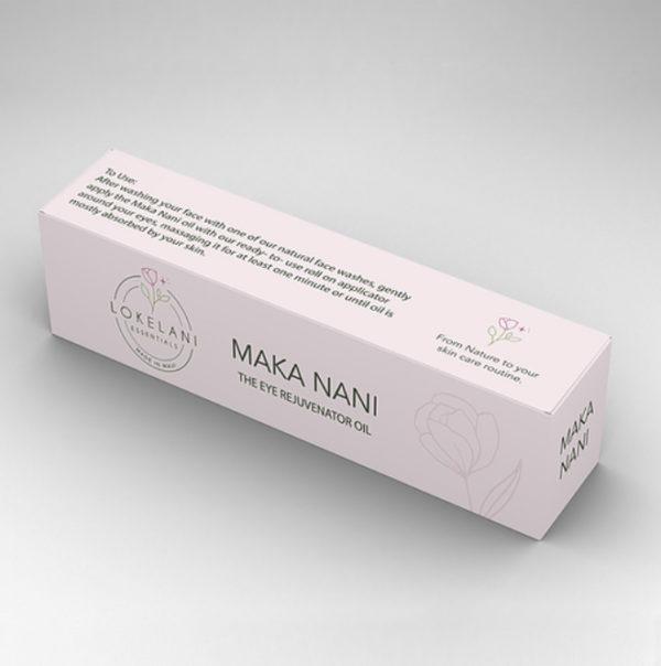 Tutu's Pantry - Maka Nani Eye Rejuvenator Oil - Lokelani Essentials - 2