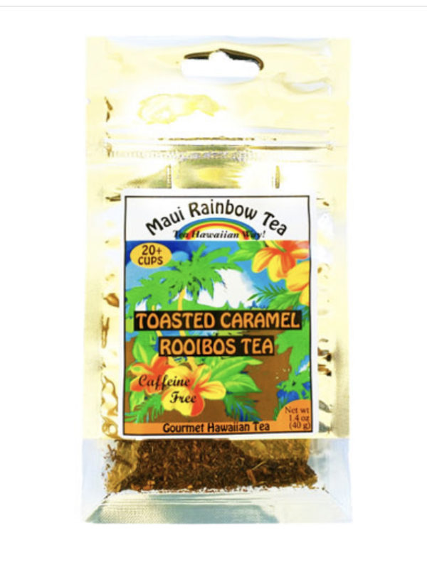 Tutu's Pantry - Maui Rainbow Tea - Toasted Caramel Rooibos Tea - 1