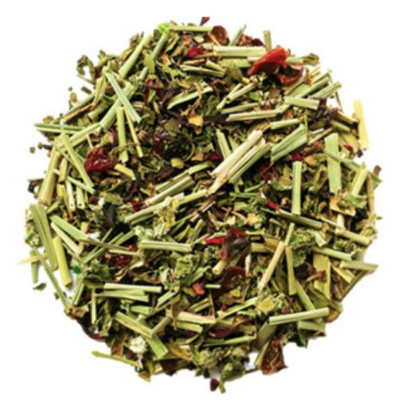 Tutu's Pantry - Maui Rainbow Tea - Lemongrass Hibiscus Mint Herbal Tea - 1