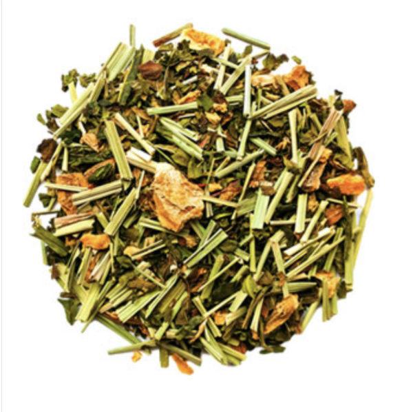Tutu's Pantry - Maui Rainbow Tea - Ginger Citrus Mint Green Tea - 1