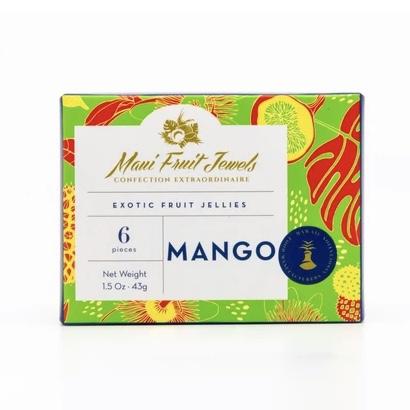 Tutu's Pantry - Mango Fruit Jellies - Maui Fruit Jewels - 1