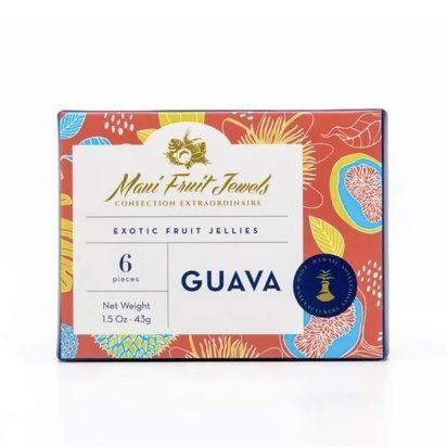 Tutu's Pantry - Guava Fruit Jellies - Maui Fruit Jewels - 1