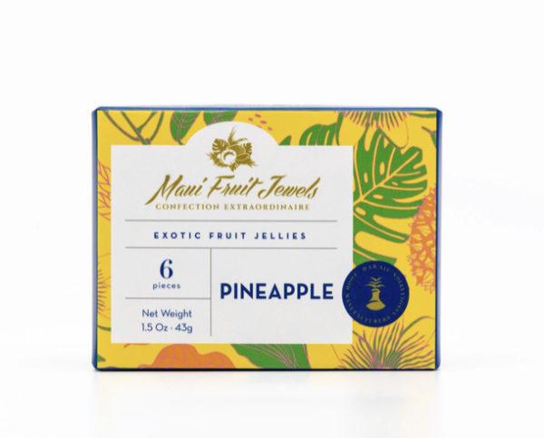 Tutu's Pantry - Pineapple Fruit Jellies - Maui Fruit Jewels - 1