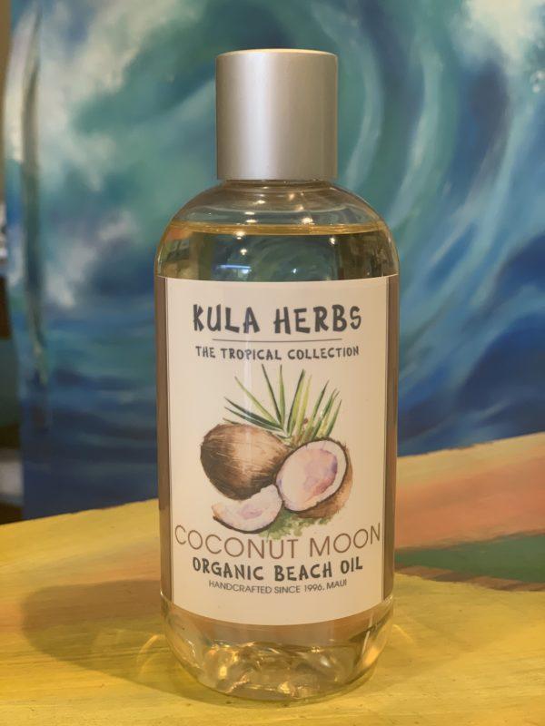 Tutu's Pantry - Coconut Moon Organic Beach Oil - 1