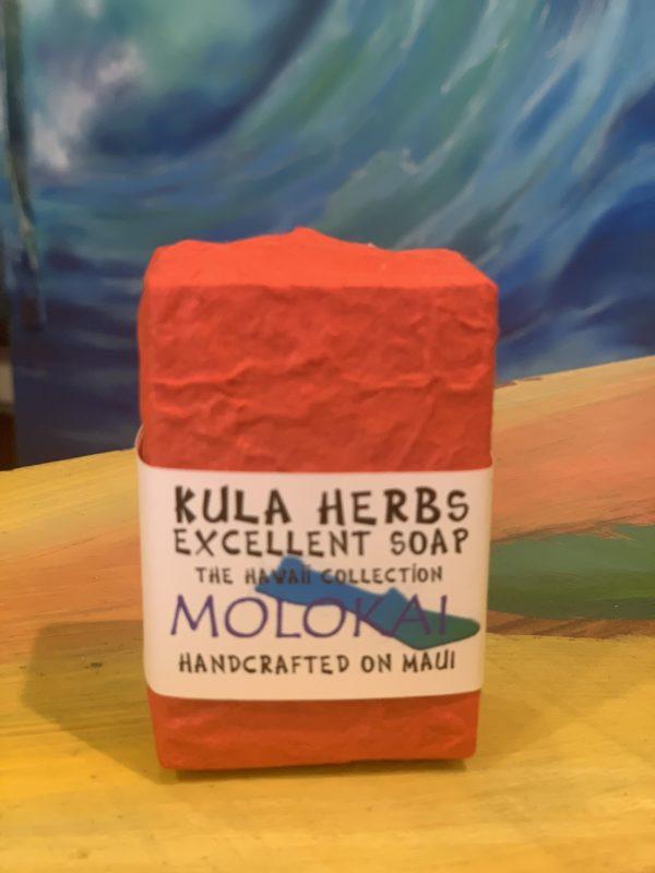 Tutu's Pantry - Kula Herbs Molokai Soap - 1