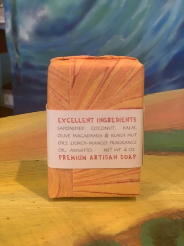 Tutu's Pantry - Kula Herbs Pele's Passion Soap - 2