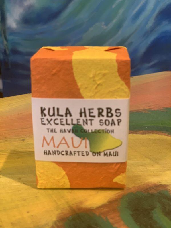 Tutu's Pantry - Kula Herbs Maui Soap - 1