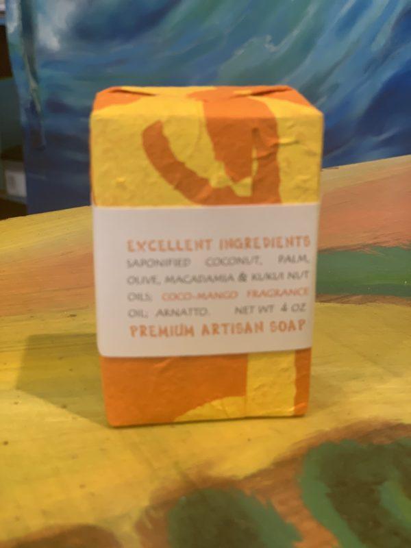 Tutu's Pantry - Kula Herbs Maui Soap - 2