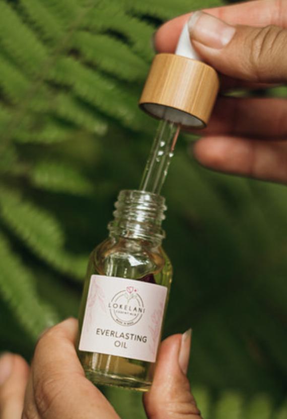Tutu's Pantry - Lokelani Essentials Everlasting Oil - 1
