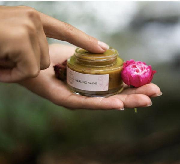 Tutu's Pantry - Healing Salve - Lokelani Essentials - 3
