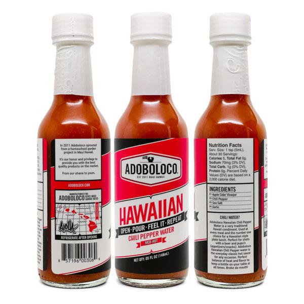 Tutu's Pantry - Adobo Loco Hawaiian Chili Pepper Water - 2