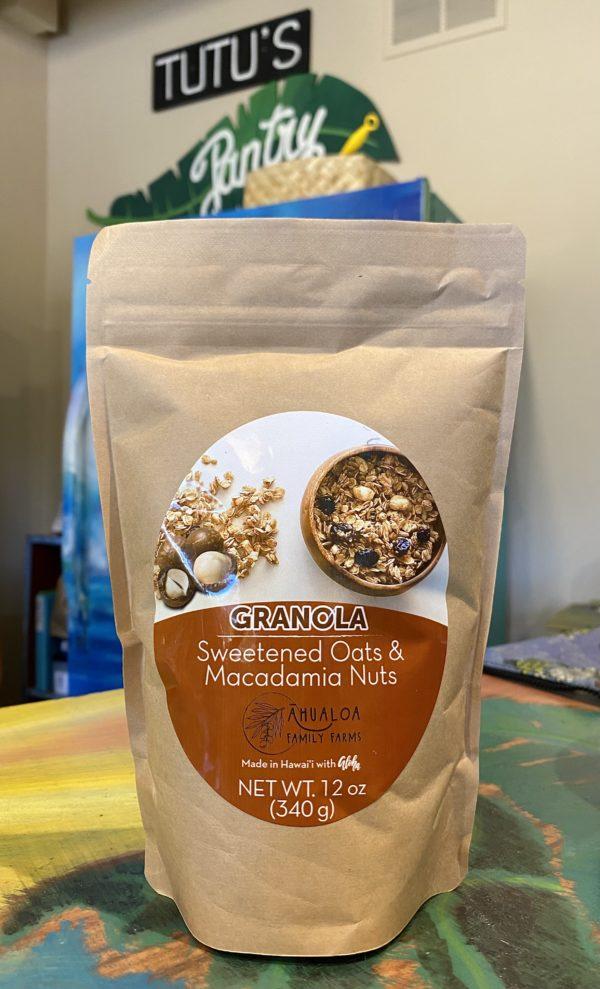 Tutu's Pantry - Macadamia Nut Granola - 1