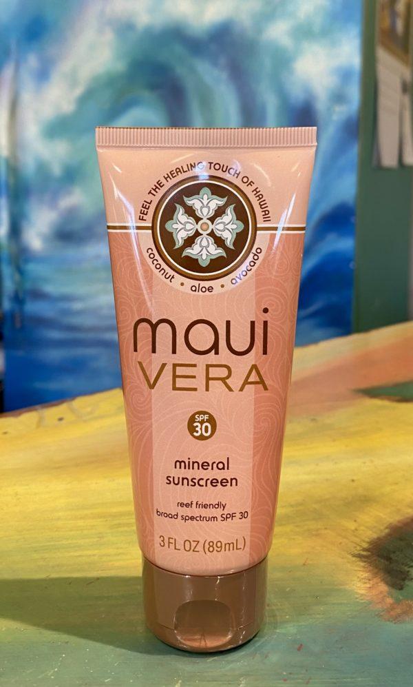 Tutu's Pantry - Maui Vera Mineral Sunscreen - 1