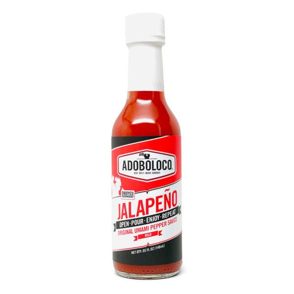 Tutu's Pantry - Adobo Loco Jalapeno Hot Sauce - 1