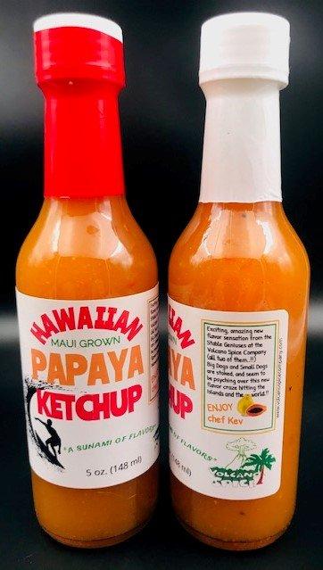Tutu's Pantry - Hawaiian Papaya Ketchup - 1
