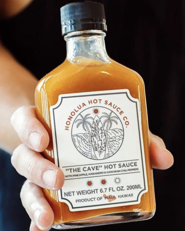 Tutu's Pantry - The Cave by Honolua Hot Sauce Co. - 2