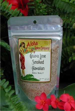 Tutu's Pantry - Guava Lime Smoked Aloha Spice Sea Salt - 1