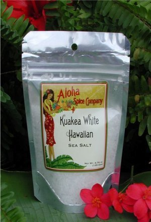 Tutu's Pantry - Kuakea White Aloha Spice Seasoning - 1
