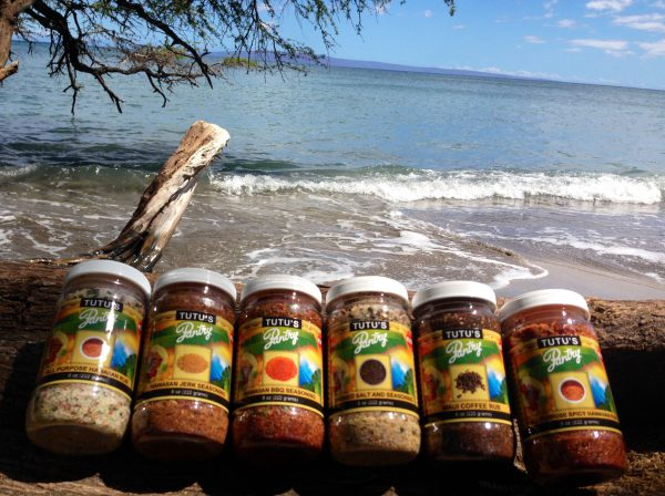Tutu's Pantry - Tutu's Pantry Seasonings 6 Pack - 2