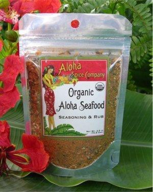 Tutu's Pantry - Organic Aloha Seafood Seasoning & Rub - 1