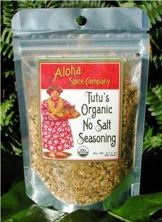 Tutu's Pantry - Tutu's Organic No Salt Seasoning - 1