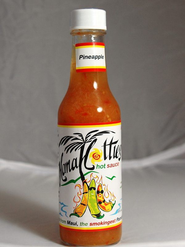 Tutu's Pantry - Hana Hotties Papaya Hot Sauce - 8