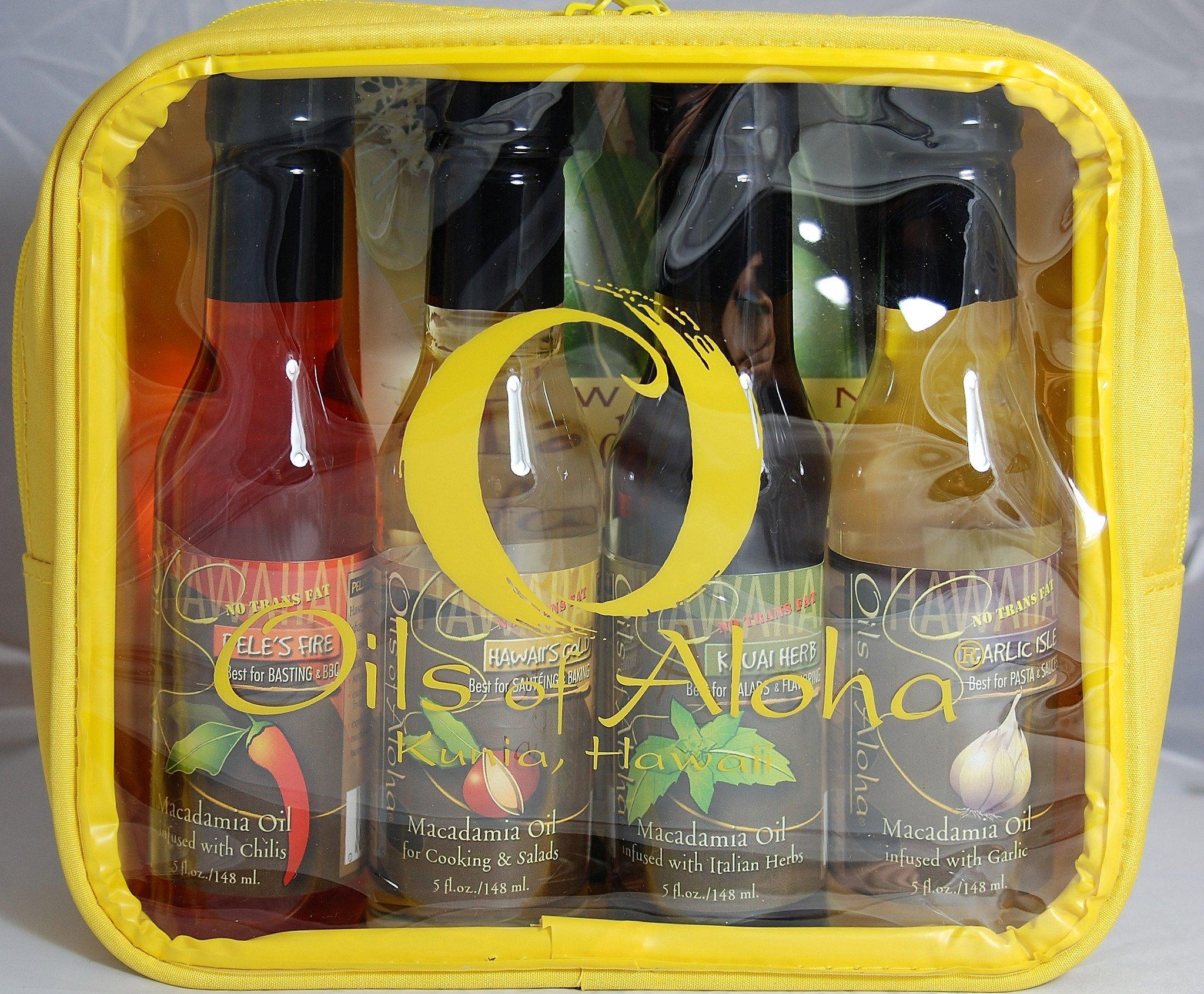 Tutu's Pantry - Kauai Herb Macadamia Nut Oil 5 ounces - 11