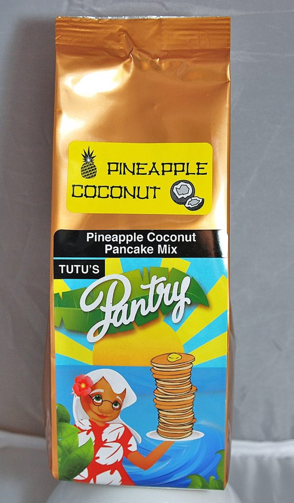 Tutu's Pantry - Pineapple Coconut Pancake Mix - 1