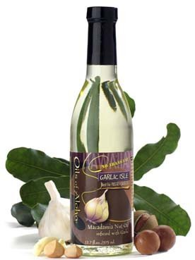 Tutu's Pantry - Pele's Fire Macadamia Nut Oil 5 ounces - 3