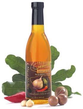 Tutu's Pantry - Pele's Fire  Macadamia Nut Oil 5 ounces - 9