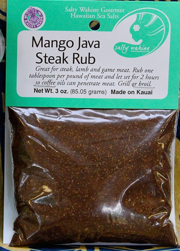 Tutu's Pantry - Mango Java Steak Rub - 2