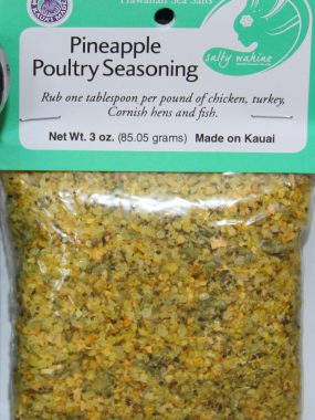 Tutu's Pantry - Roasted Cornish Hens with Pineapple Poultry Seasoning - 11