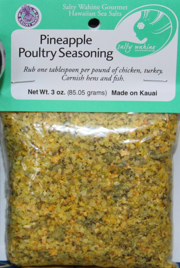 Tutu's Pantry - Pineapple Poultry Seasoning - 2