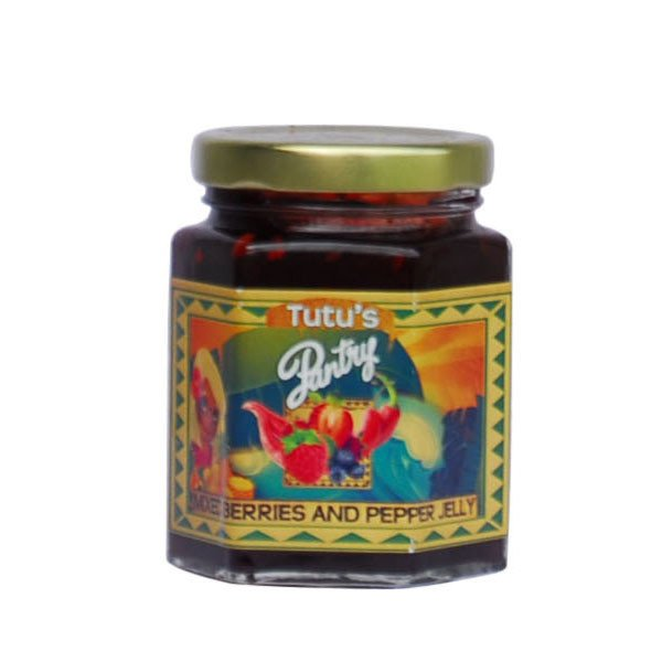 Tutu's Pantry - Maui Berries and Pepper Jelly - 1