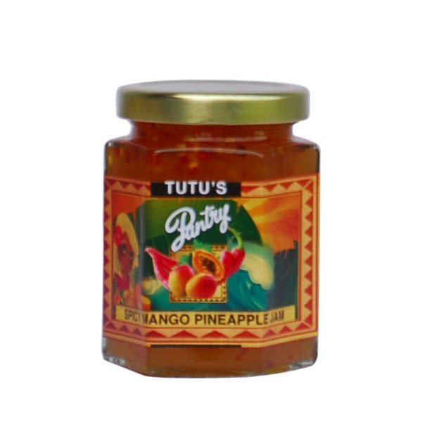 Tutu's Pantry - Spicy Mango Pineapple Jam - 2