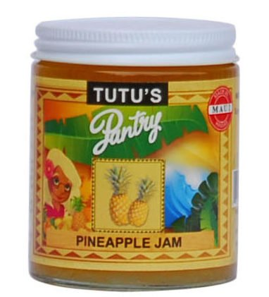 Tutu's Pantry - Pineapple Jam - 1