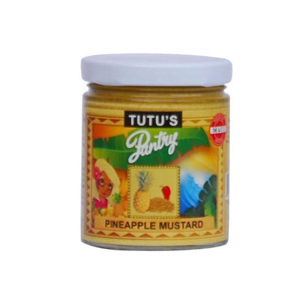 Tutu's Pantry - Pineapple Mustard - 1