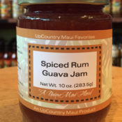 Spiced Rum Guava